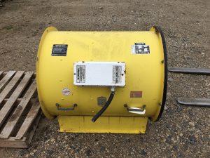 10HP 3PH 230V Inline Fan